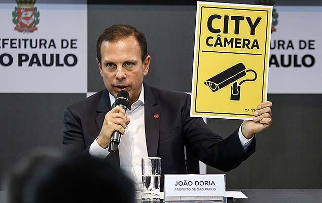 O que é City Câmera?