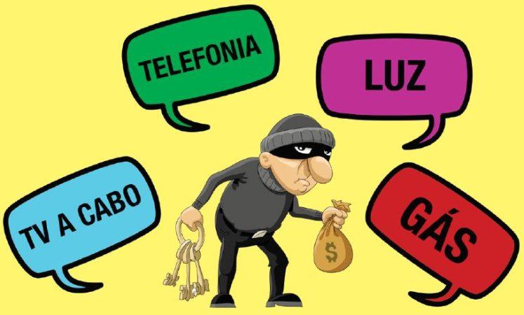 Falsos prestadores Vizinhança Solidaria