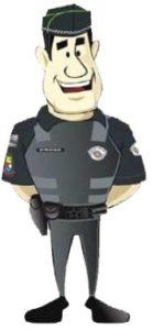 Policial Vizinhança Solidaria