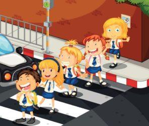 crianças acompanhadas Vizinhança Solidaria